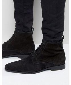 Zign | Замшевые Ботинки На Шнуровке