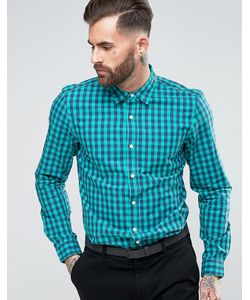 RUDIE | Строгая Рубашка В Крупную Клетку