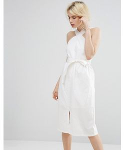 Vero Moda | Платье Миди А-Силуэта