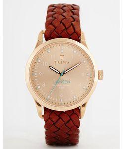 Triwa | Часы В Корпусе Из Розового Золота Lansen Last101