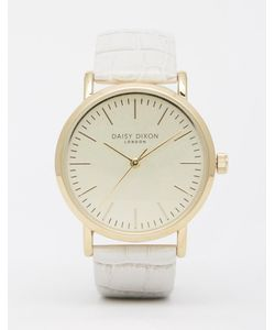 Daisy Dixon | Белые Часы Georgia