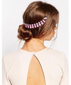 ASOS Collection   Asos Beaded Comb Headband