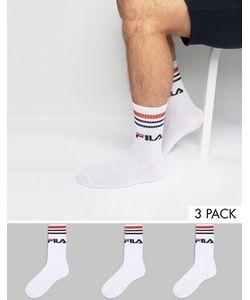 Fila | Vintage Sports Socks In