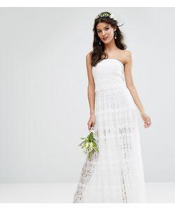 Body Frock | Многоярусное Платье Макси Bodyfrock Bridal