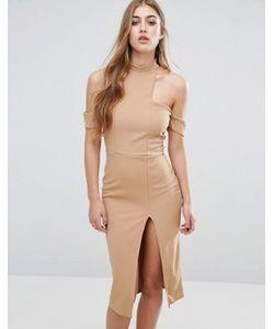 MISSGUIDED | Платье Мини С Вырезами