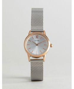 Cluse | Часы Из Разных Металлов С Сетчатым Ремешком Vedette
