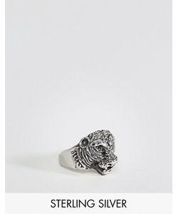 Asos | Кольцо С Тигром