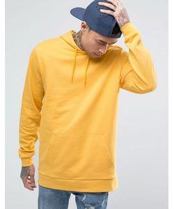 Asos | Худи Желтого Цвета