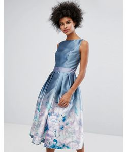 Chi Chi London | Платье Миди 2 В 1 С Принтом