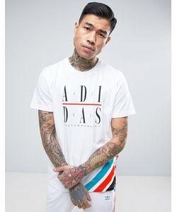 adidas Originals | Футболка С Логотипом Adidas Skateboarding Bj8698