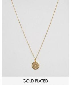 Ottoman Hands | Crown Chakra Pendant Necklace