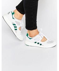 Adidas | Белые Кроссовки Originals Equipment 91