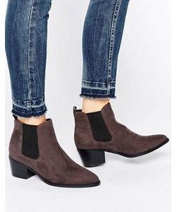 Head Over Heels | Ботинки Челси На Каблуке By Dune Perina