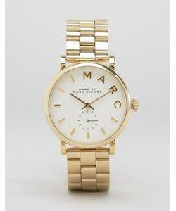 Marc Jacobs   Золотистые Часы Baker Mbm3243