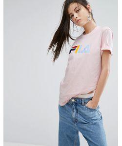 Fila Petite | Oversized Logo T-Shirt