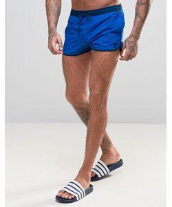 Adidas | Короткие Шорты Для Плавания С Разрезами Bj8576