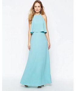 JARLO | Платье Макси С Двухслойным Топом Yara