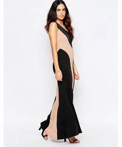Jessica Wright | Платье Макси На Одно Плечо Silla