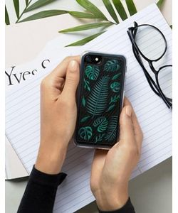 ZERO GRAVITY   Чехол Для Iphone 7 С Папоротником
