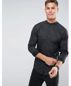 Selected Homme   Узкая Рубашка С Принтом