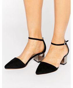 Truffle Collection | Mid Heel Shoe