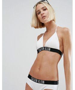 Calvin Klein | Бикини С Треугольными Чашечками И Логотипом
