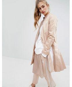 Adidas | Саржевая Куртка Со Складками