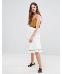 Vero Moda | Юбка С Вышивкой