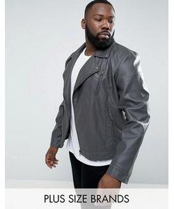 Barney's Originals | Байкерская Куртка Из Искусственной Кожи Barneys Plus