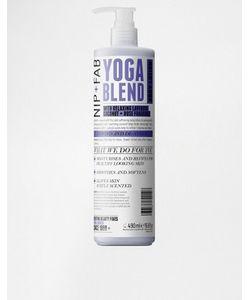 Nip+Fab | Молочко Для Тела Yoga Blend 490 Мл