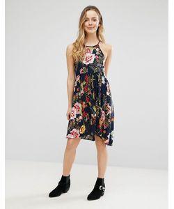 Brave Soul   Платье С Цветочным Принтом