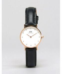Daniel Wellington | Классические Черные Часы Sheffield