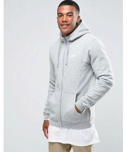 Nike | Худи На Молнии С Логотипом 804389-063