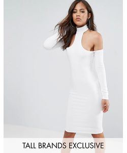 NaaNaa Tall | Облегающее Платье С Открытыми Плечами Naanaa