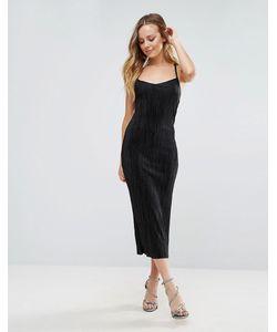 Wal G | Облегающее Платье Миди