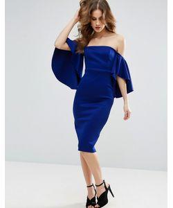 Asos | Эффектное Платье Миди