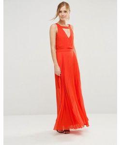 Jovonna | Платье Макси С Вырезом Сзади Sonoma