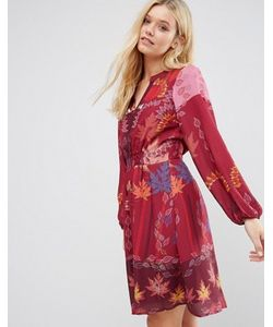 Lavand.   Платье С Принтом Lavand