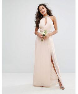TFNC | Платье Макси С Отделкой Wedding