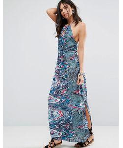 Glamorous | Платье Макси С Лямкой Через Шею