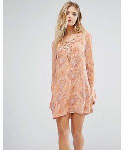 MAJORELLE | Свободное Платье