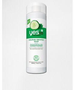 YES TO | Кондиционер С Защитой Цвета Cucumbers 500 Мл