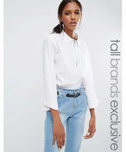 Daisy Street Tall   Рубашка На Молнии