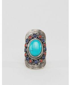 Raga | Кольцо С Камнями