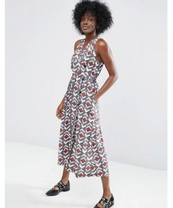 ASOS Made In Kenya | Платье С Запахом