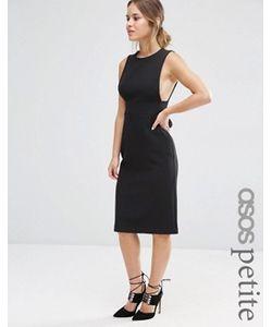 ASOS PETITE | Структурированное Платье Миди