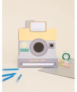 Meri Meri | Поздравительная Открытка На День Рождения В Виде Фотокамеры