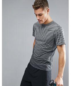 Nike Training | Черная Футболка Ultimate Dry 742496-010