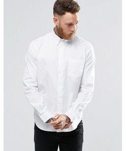 PS PAUL SMITH | Оксфордская Рубашка Классического Кроя С Карманом Paul Smith