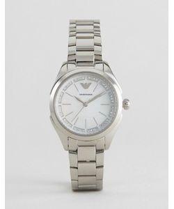Emporio Armani | Серебристые Металлические Часы